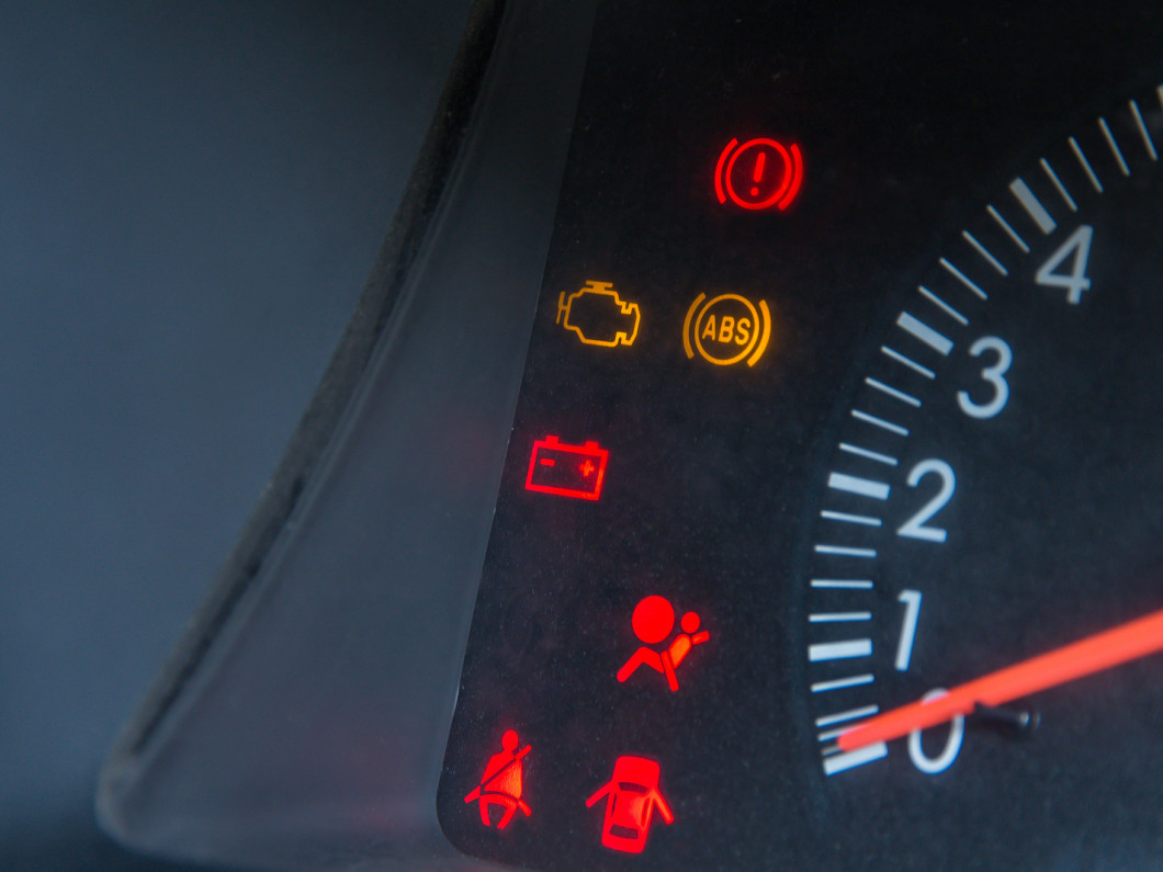 What does an auto diagnostic test do?