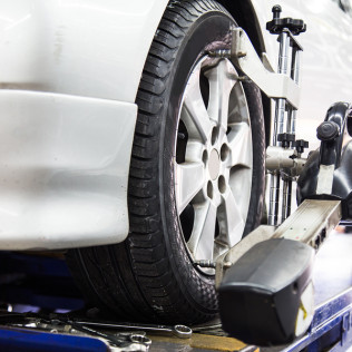 Under Car Repairs & Alignments