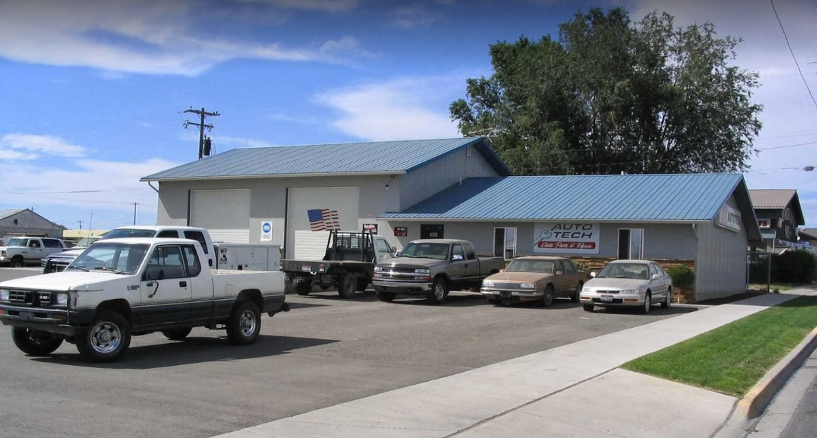 auto repair shop in Wendell, ID